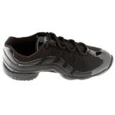 Bloch 523 Wave Tanz Sneaker Schwarz Größe 38 -