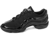 Bloch S0523 Wave Tanz Sneaker, Schwarz EU 39, UK Ad 6, US 9 -