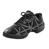 Capezio Web Dance Sneaker (DS19) verschiedene Farben, Mehrfarbig - Reflective Silver - Größe: 37 EU -
