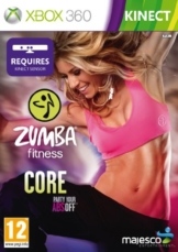 NEW & SEALED! Zumba Fitness Core Kinect Microsoft XBox 360 Game UK PAL -