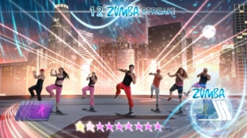 NINTENDO GIOCO ZUMBA WORLD PARTY + CINTURA WII -