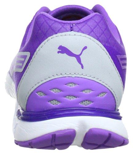 Puma FormLite XT Sheen Wn's 186497, Damen Tanzschuhe, Violett (fluo purple-puma silver 02), EU 37 (UK 4) (US 6.5) -