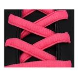 Schnürsenkel Sport OVAL 125cm Hochwertige Qualität (Bonbonrosa) -