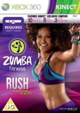 [UK-Import]Kinect Zumba 2 Fitness Rush Game XBOX 360 -
