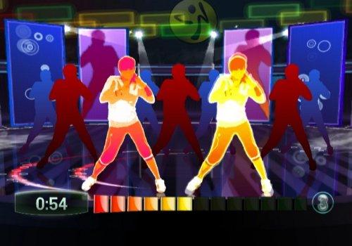 Zumba Fitness - Join the Party (inkl. Fitness - Gürtel) - [Nintendo Wii] -