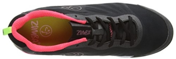 Zumba Footwear Zumba Impact Pulse, Damen Hallenschuhe, Pink (Black/Neopulse), 42 EU (7.5 Damen UK) -