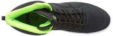 Zumba Footwear Zumba Street Classic, Damen Hallenschuhe, Schwarz (Black), 40.5 EU (6.5 Damen UK) -