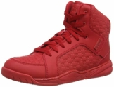 Zumba Fitness Damen Zumba Active Street Boss Stilvolle Turnschuhe Workout Fitness Tanzschuhe Dance Shoe, Red, 43 EU - 1
